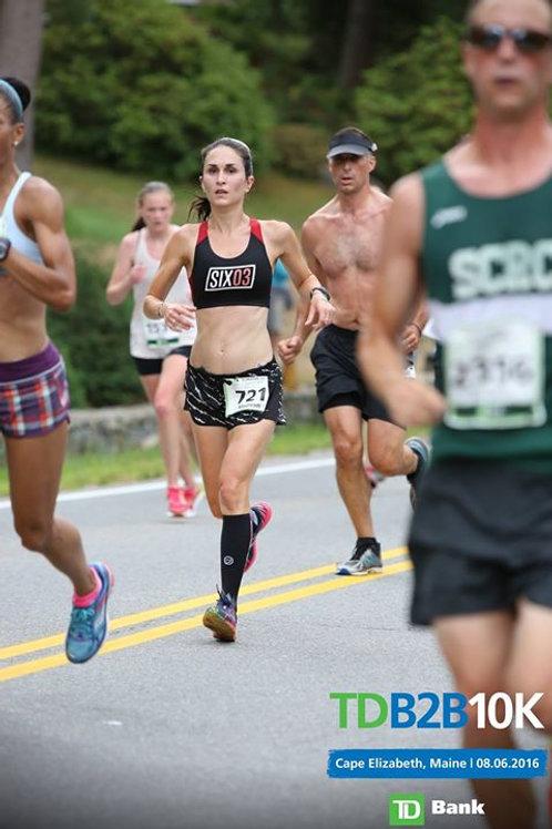 First half marathon 12-week training plan
