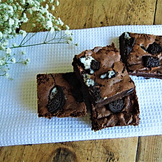 Box of Oreo Brownies