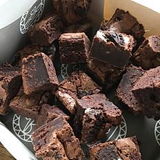 Box of Gluten Free Brownie Bites