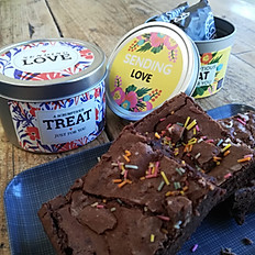 Brownie in a Tin