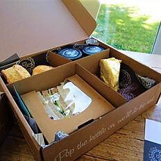 Vegan Afternoon Tea Box