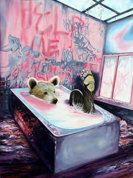 """Title: """"Bath Bear"""""""
