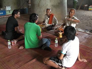 カンボジア昔話