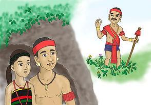 ラタナキリ州の昔話