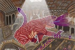 廃墟のドラゴンポストカード.jpg