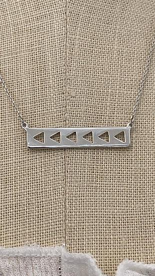 Silver Necklace 6