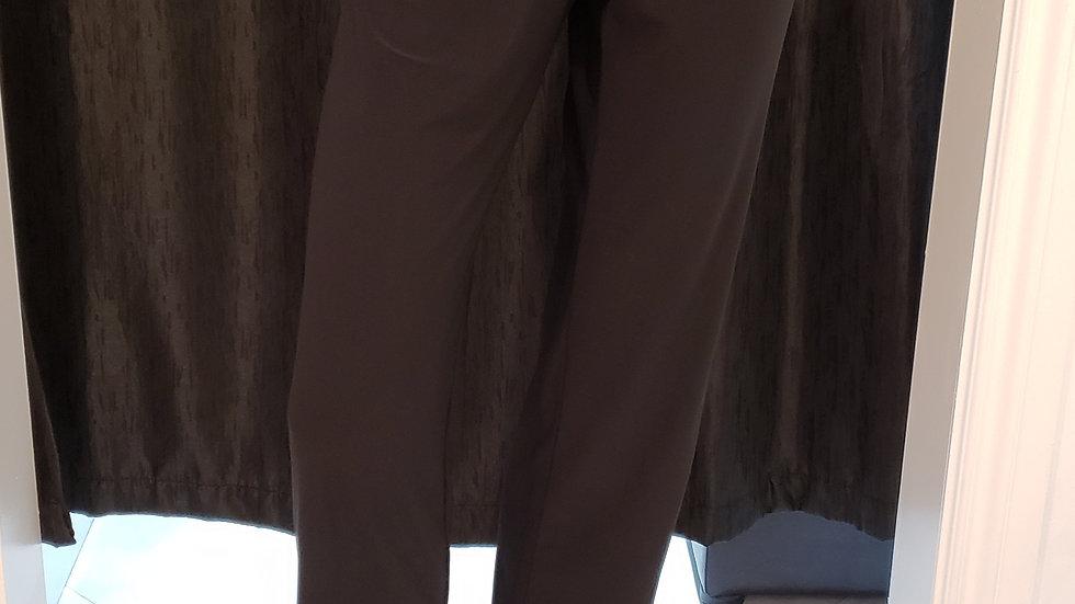 Black Straight Legs