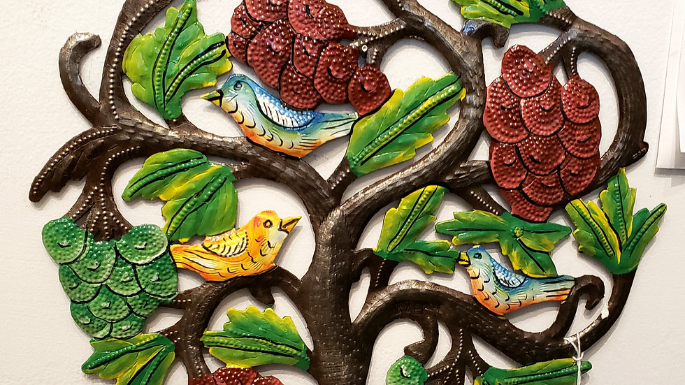 Small tree with birds 2