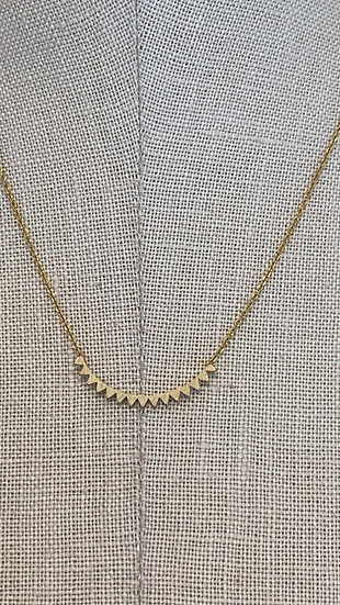 Gold Necklace 7