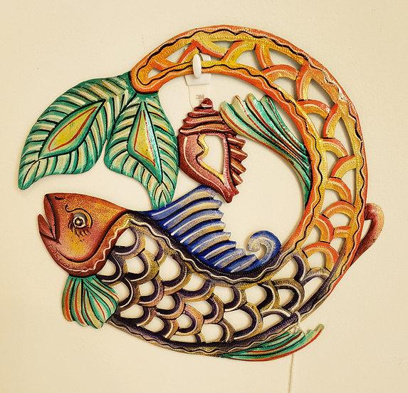 Drum Art - Fish