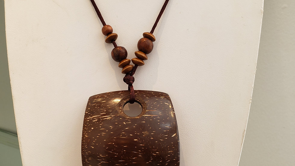 Coconut Necklace 2