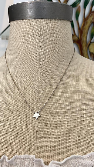 Silver Necklace 8
