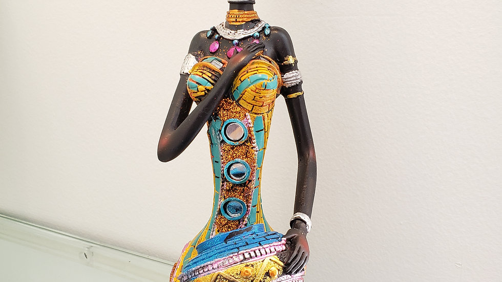 African Lady 1