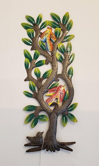 Small tree with birds 9