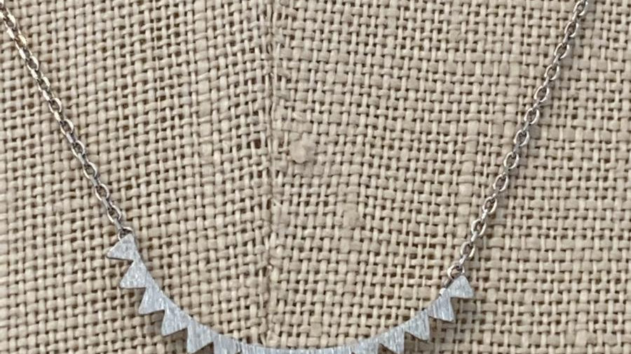 Silver Necklace9