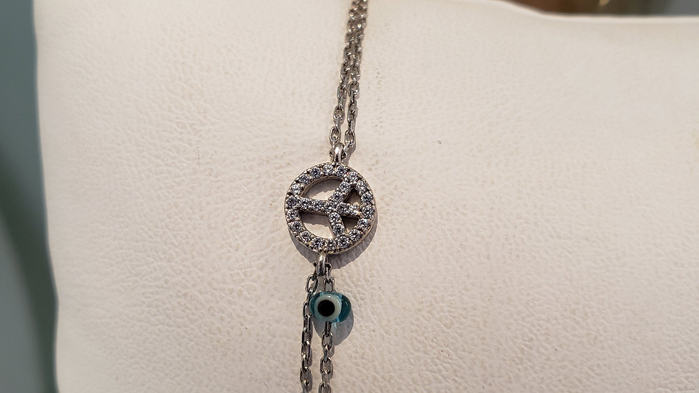 Silver Bracelet 9