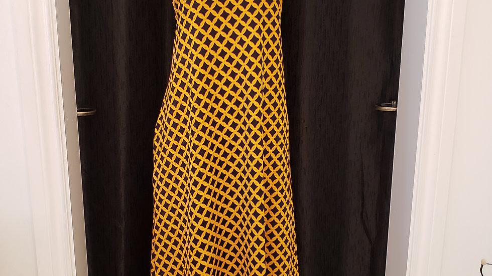 Multi One Shoulder Dress