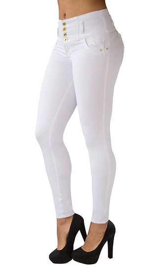 Colombian White jeans