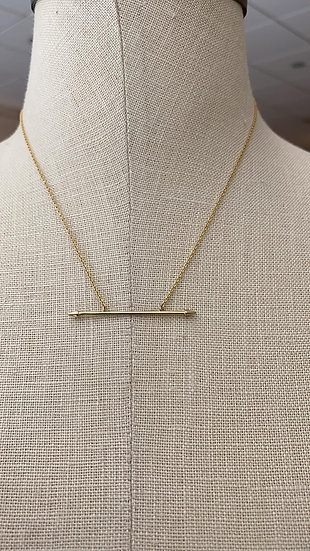 Gold Filled Necklace  4