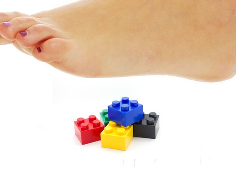 Legos, Uncertainty, and your Comfort Zone