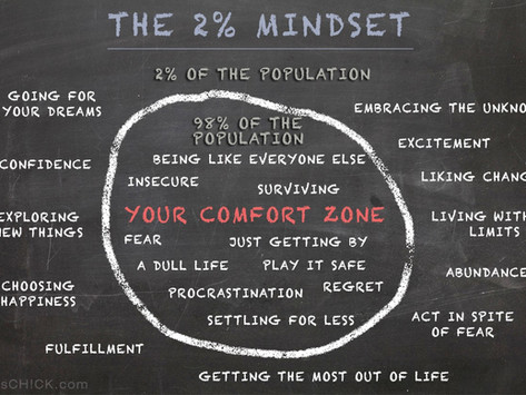 The 3 Steps to Take to Finally Get Outside Your Comfort Zone
