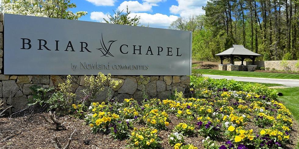 Briar Chapel Public Speaking Skills Seminar