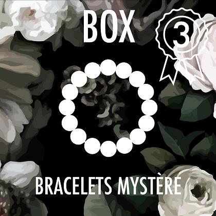 Box 3 Bracelets Standard