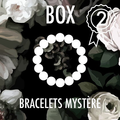 Box 7 Bracelets Supérieure