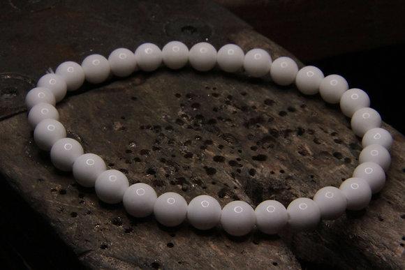 Bracelet Cacholong