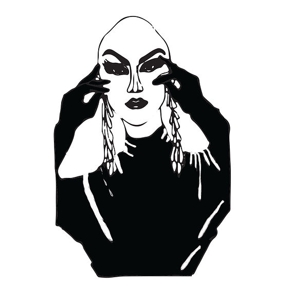 drag queen, Sasha Velour
