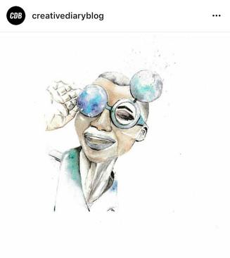 Creative Diary Blog