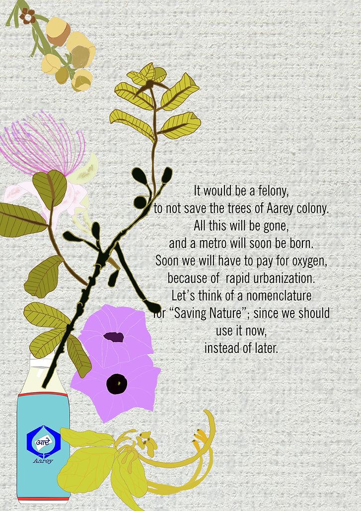 Save Aarey poster