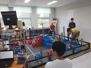 VEX 로봇 캠프