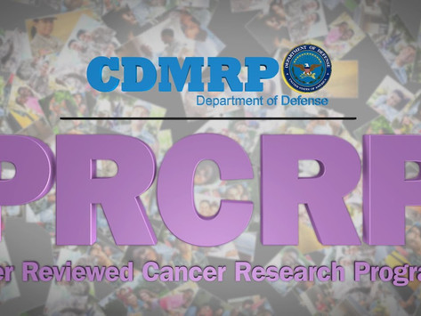 Scientific Peer Review of CDRMP's Ovarian Cancer Research Program for the Department of Defense