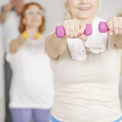 A Little Exercise Can Go a Long Way Toward Preventing Falls