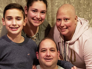 There is No Way I am Going to Let Cancer Win