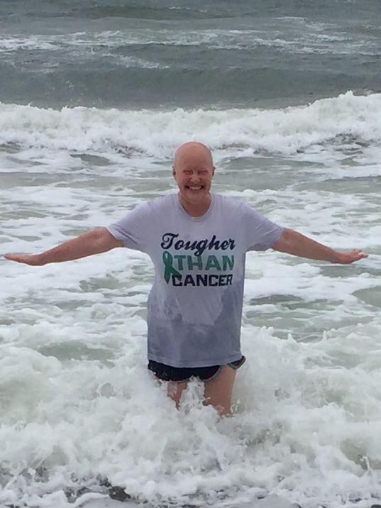 Atlantic Ocean. Va Beach 5/16