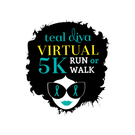 Teal Diva Virtual Run - What You Need to Know
