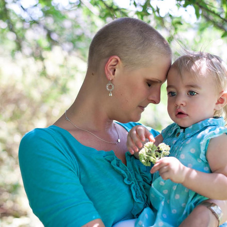 My Personal Journey With Adoption And Battling Ovarian Cancer