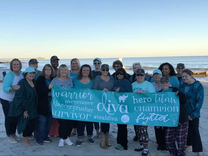 Teal Diva Cancer Survivor Retreat