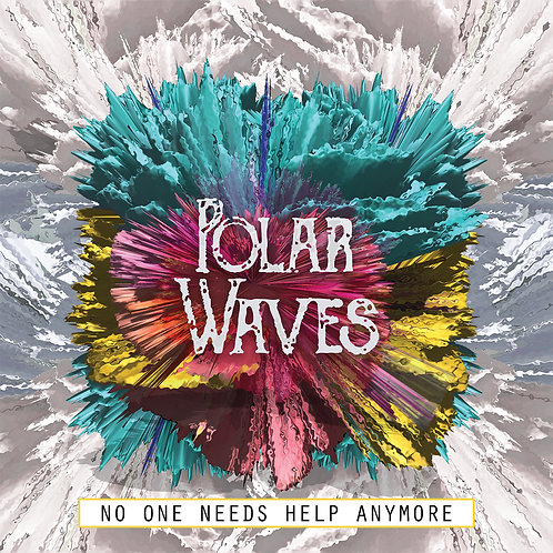 'No One Needs Help Anymore' (CD, physical copy)