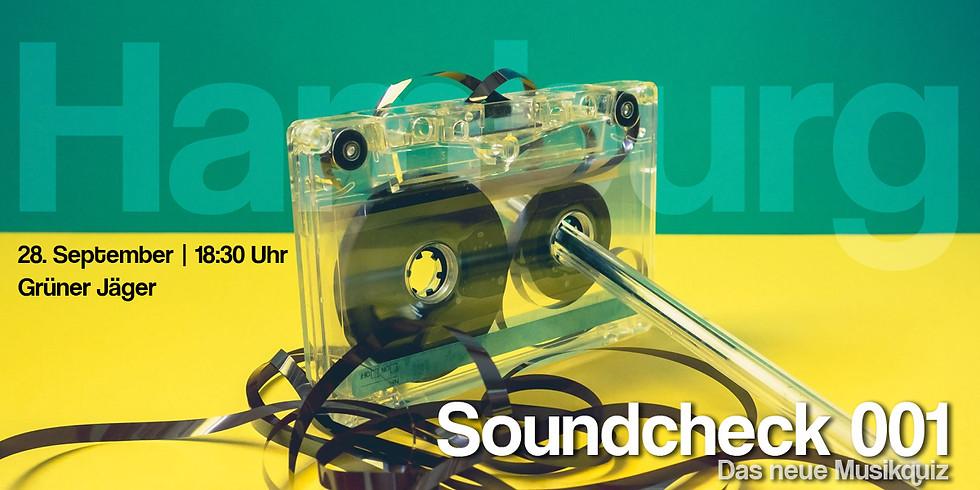 Quizlabor! | Soundcheck! - Open Air