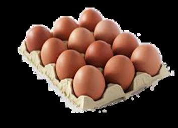 Huevos Grande Color Nro. 2 x 12