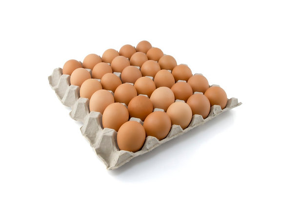 Huevos Grande Color Nro. 2 x 30