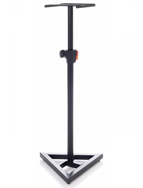 Bespeco - PN90FL - Monitor Stand with Telescope Tube Structure (Single)