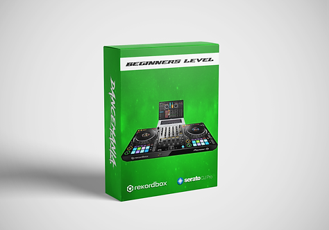 DJ COURSE - PACKAGE 1 // 5 LESSONS