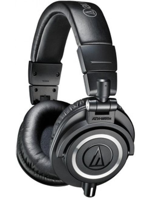 Audio Technica ATH-M50x Professional Studio Headphones