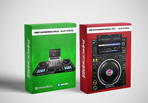 DJ COURSE - PACKAGE 2 // 10 LESSONS