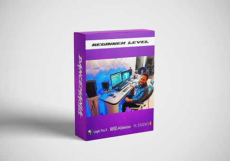 MUSIC PRODUCTION COURSE - PACKAGE 1 // 5 LESSONS