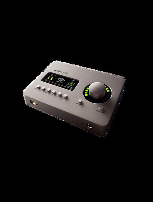 Apollo Solo Audio Interface Thunderbolt 3